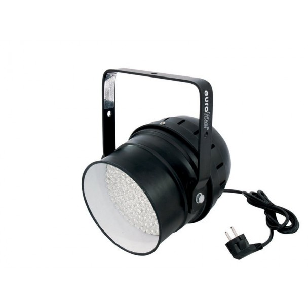Eurolite LED PAR-56 RGB 10mm Bk