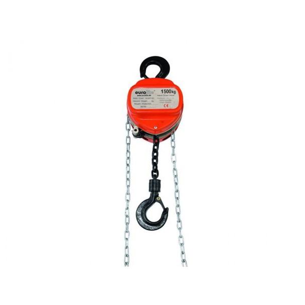 Eurolite Chain hoist 10M/1.5T