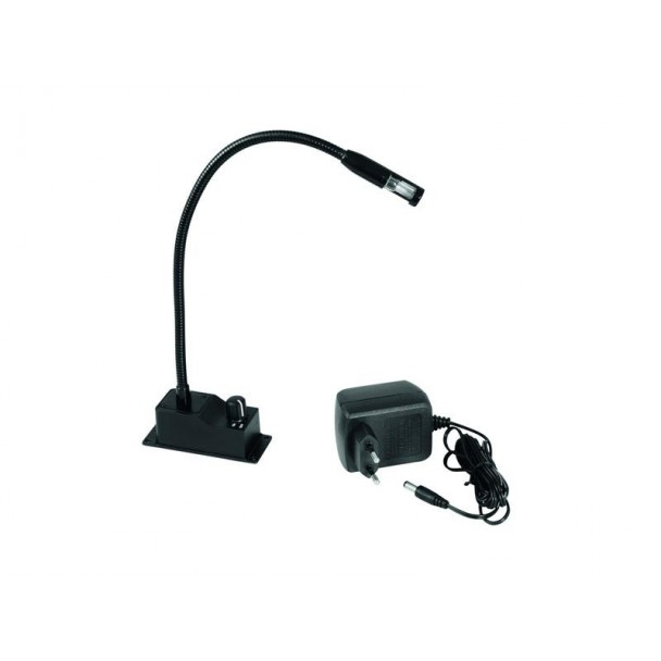 Omnitronic Flexilight Table lamp