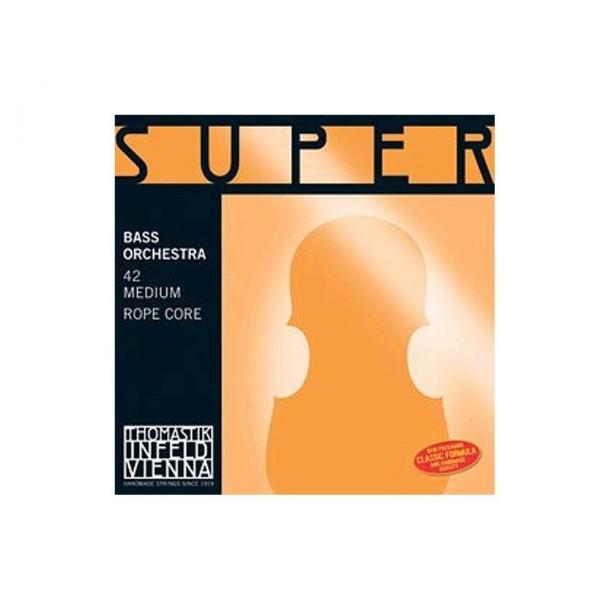 Thomastik-Infeld Superflexible 42 Double Bass Orchestra String set
