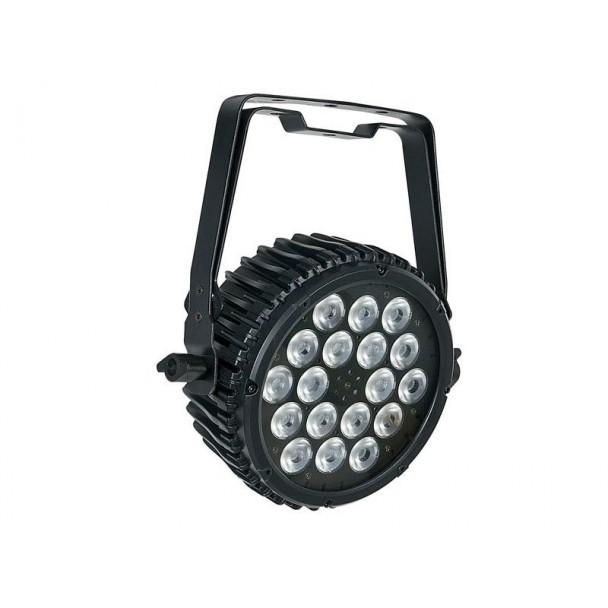 Showtec Compact Par 18 MKII 18x3W RGB + Flicker Free
