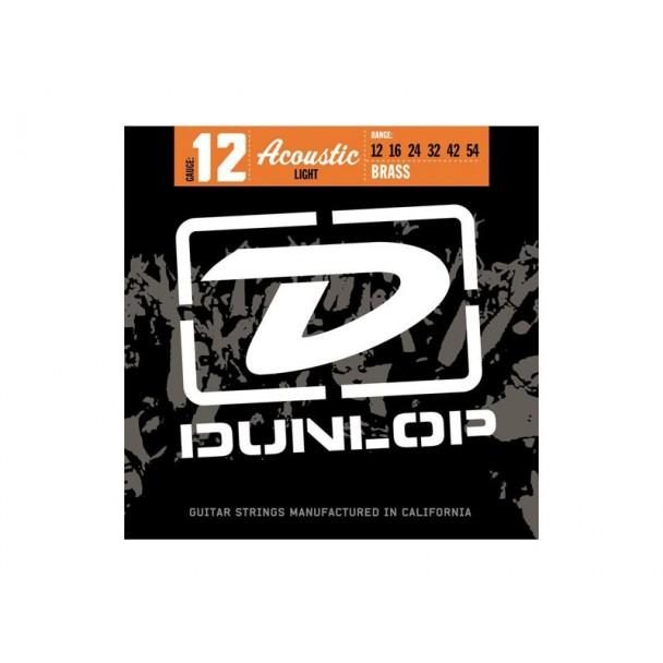 Dunlop 12 Brass 80/20 DAB1066