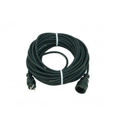 Eurolite Extension 25m, 250V 16A, 3x1.5mm