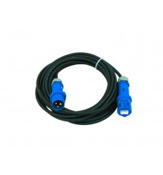 Eurolite CEE extension 5m,32A,3x6mm