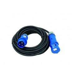 Eurolite CEE extension 25m,32A,3x6mm