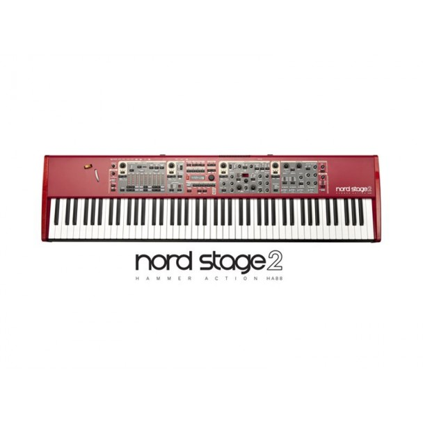 Clavia Nord Stage 2 HA 88