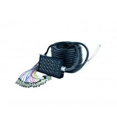 Omnitronic Multicore 16IN/4OUT XLR