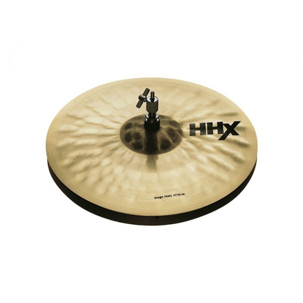 Sabian HHX Stage Hats 14""