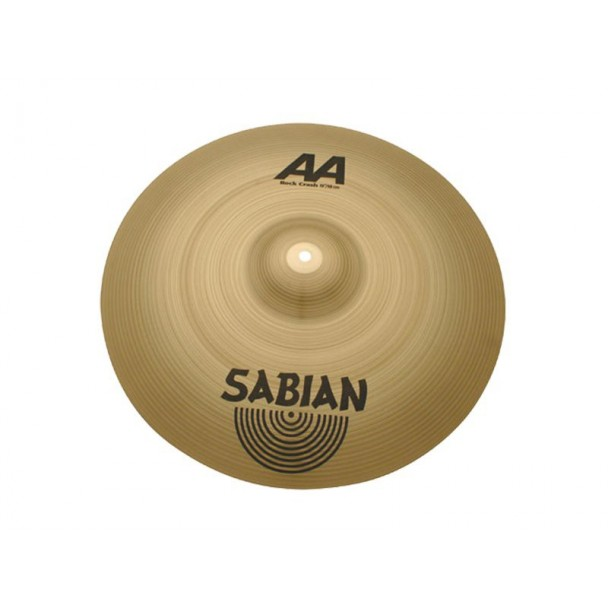 Sabian AA Rock Crash 19""