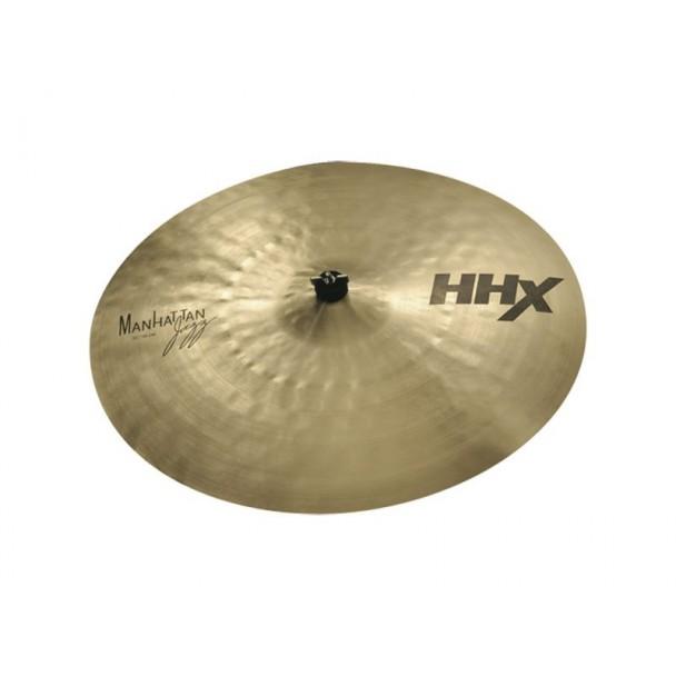 """Sabian HHX Manhattan Jazz Ride 22"""""""