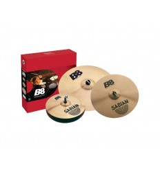 "Sabian B8 Performance Set with 14"" Crash"