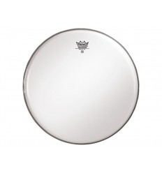 "Remo Ambassador 15"" Batter Smooth White"