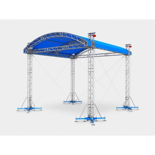 Alustage AR stage roof 8.5 / 8