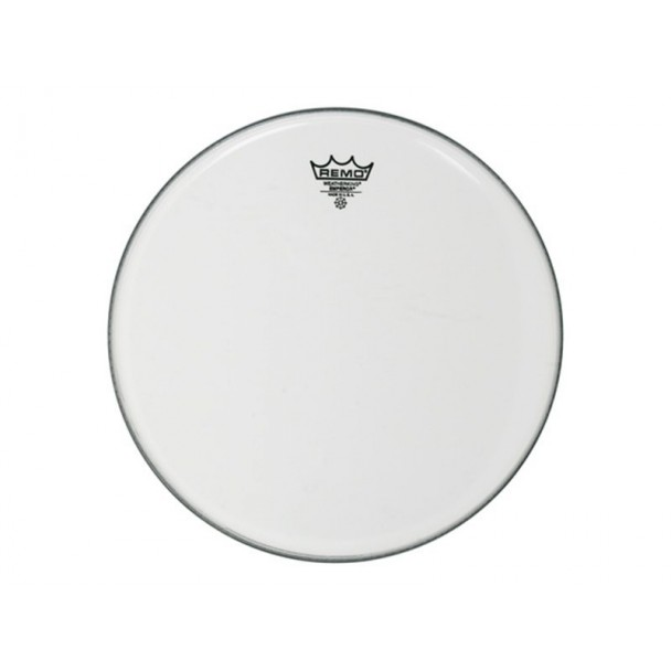 """Remo Emperor 8"""" Batter Smooth White"""