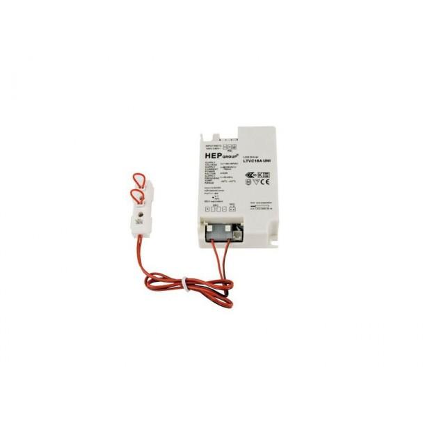 Artecta LED constant current driver 350mA/1-18W