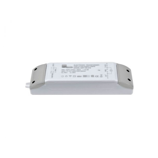 Artecta AET-100.210 Trafo 240V/12V 100-210W