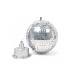 Beamz Mirrorball with LED