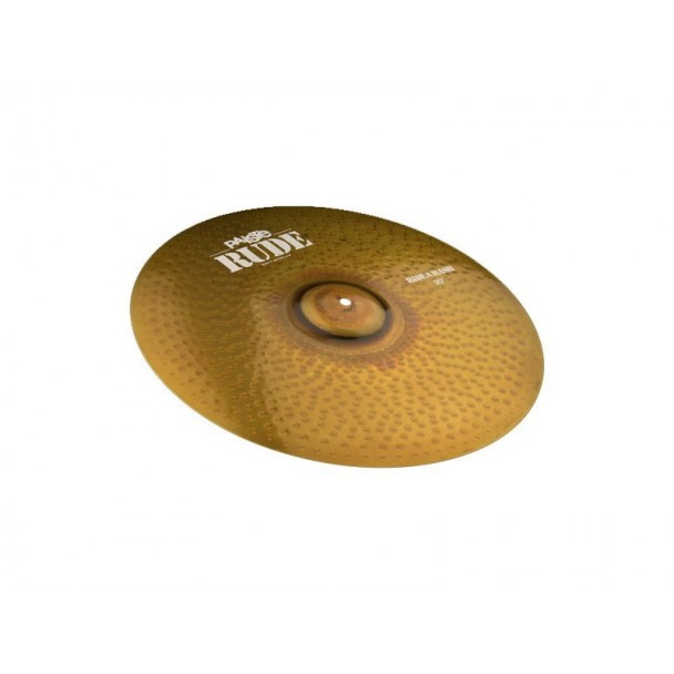 Paiste Rude Ride/Crash 20""