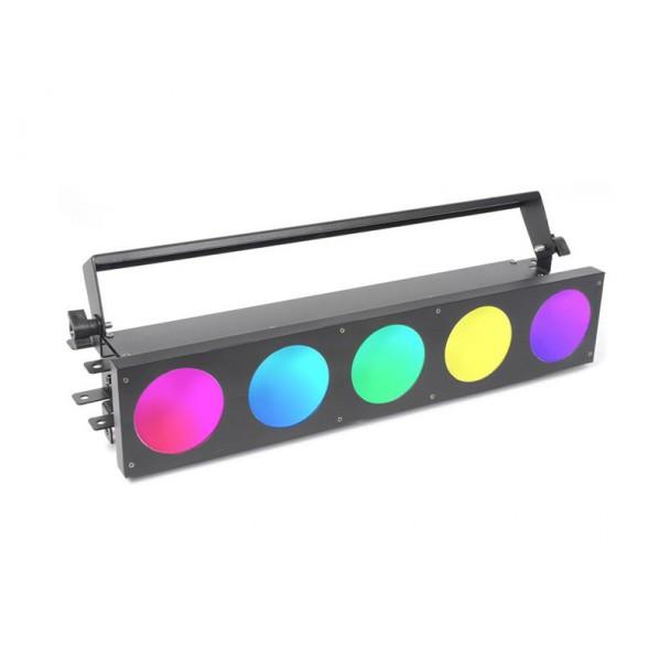 Beamz MadMax 5x10W COB LED