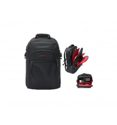 Magma Digi Control-Backpack XL, black/red