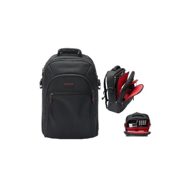 Magma Digi Control-Backpack XL, black/red