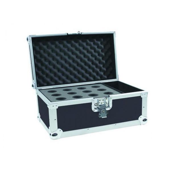 Omnitronic Microphone case Road 12 mics