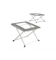 Magma Laptop-Stand Riser, silver