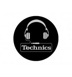 Magma LP Slipmat Technics Headphone