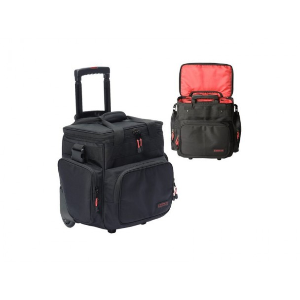 Magma LP-Trolley 65 Pro, black/red