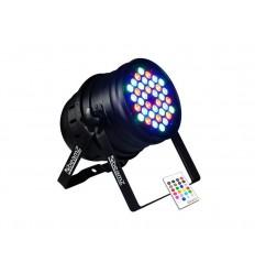 Beamz PAR 64 Can 36 x 3W RGB LEDs IR DMX