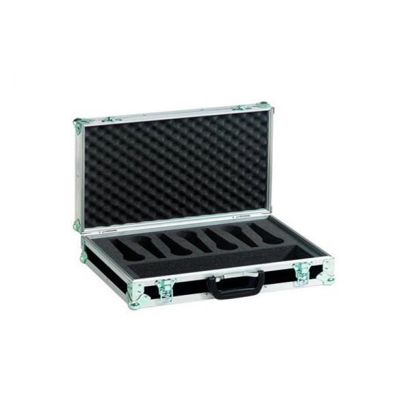 Omnitronic Microphone case Road 7 mics