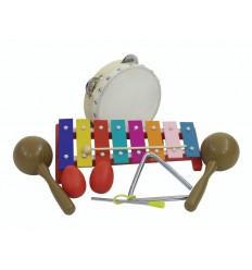 Dimavery Percussion-Set III, 7pcs