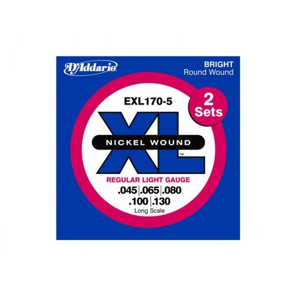 D-Addario EXL170-5TP