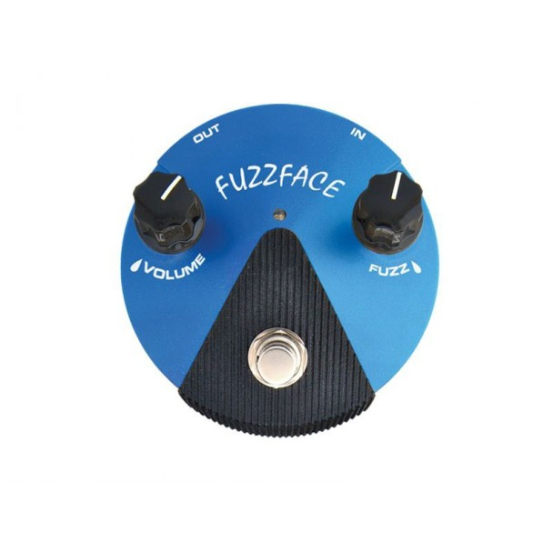 Dunlop Silicon Fuzz Face FFM1