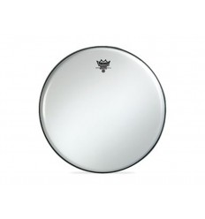 """Remo Powerstroke X 14"""" Clear Top Dot Batter Coated"""