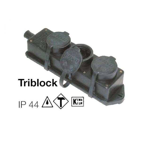 Erso Schuko PD Triblock (2260)