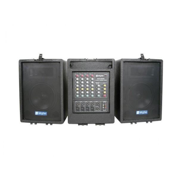 SkyTec Portable disco