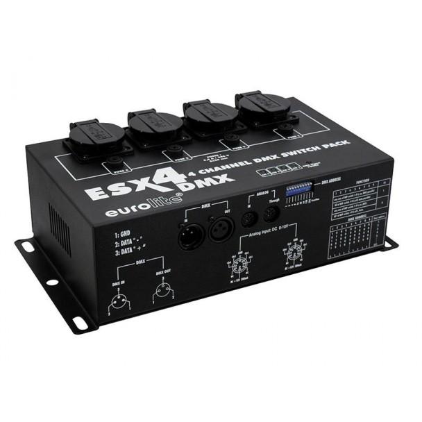 Eurolite ESX-4 DMX Switch