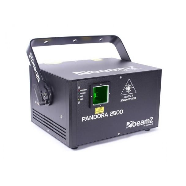 Beamz Pandora 2500 TTL