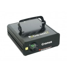 Beamz Cronus Animation Laser R/G/Y DMX SD
