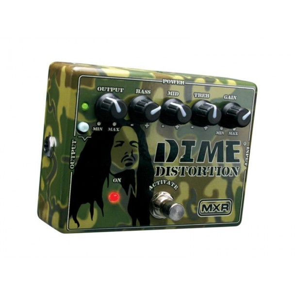 MXR Dime Distortion DD11EU