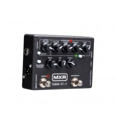 MXR Bass Distortion + M80