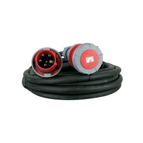 Showtec Extension Cable, 3 x 63A 380V