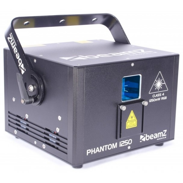 Beamz Phantom 1250