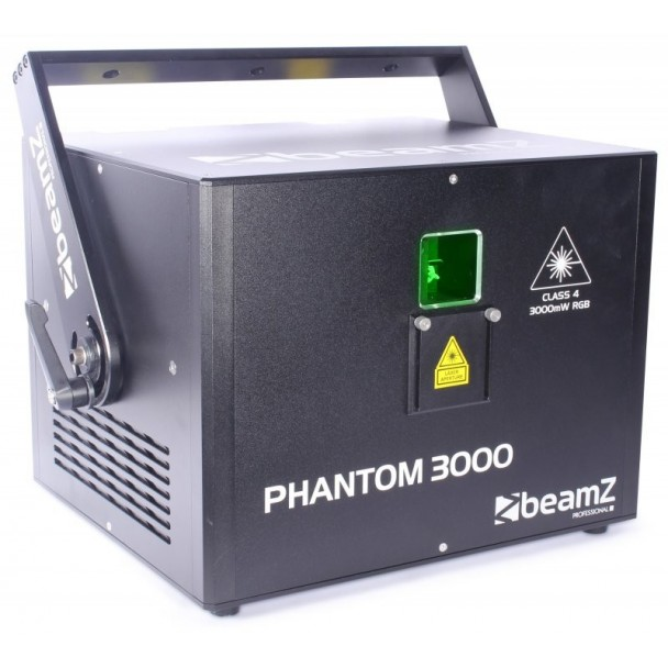 Beamz Phantom 3000
