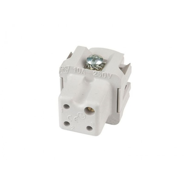 DMT 4 Pole Insert Female white