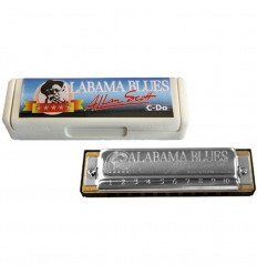Hohner Alabama Blues C-major