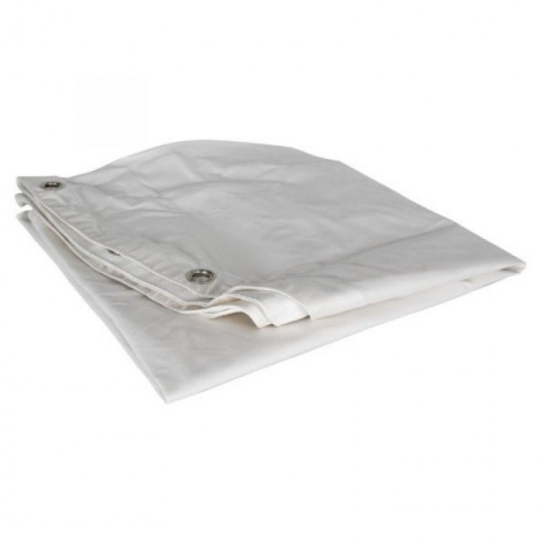 Showtec Circle Cloth White 3 m