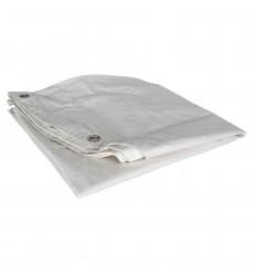 Showtec Circle Cloth White 4 m