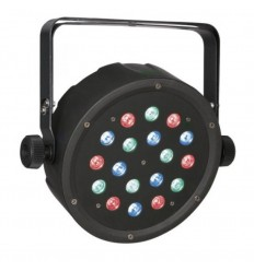 Showtec Club Par 18/1 RGB 18x1W